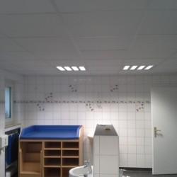 OWAcoustic PREMIUM-Sternbild-Installationswand