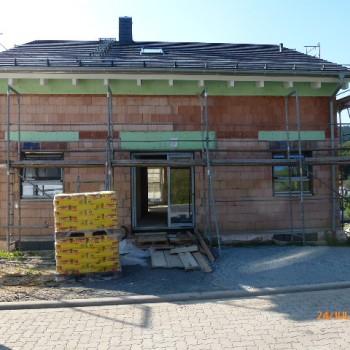 Neubau-Innenausbau-Trockenbau-Montagewand