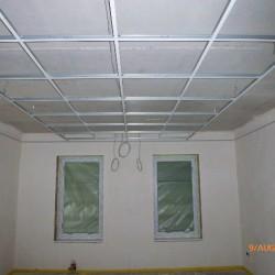 Abgehangene Decke-OWA-Unterkonstruktion1