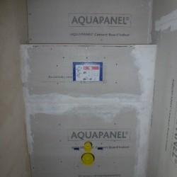 Feuchtraum-zementgebundene Bauplatte-Aquapanel